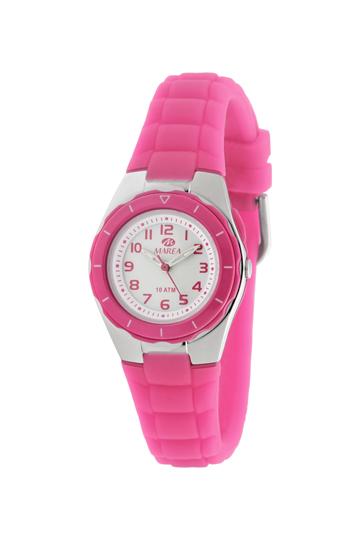 Reloj Marea infantil rosa