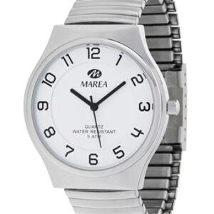 Reloj Marea elástico acero