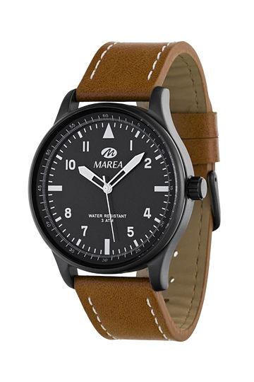 Reloj Marea Hombre caja negra