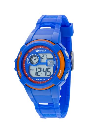 Reloj Marea digital caucho unisex-1012