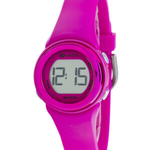 Reloj Marea infantil digital fucsia-0