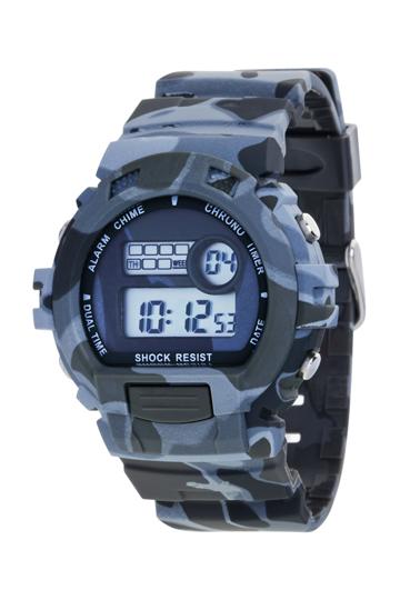 Reloj Marea digital camuflaje-0