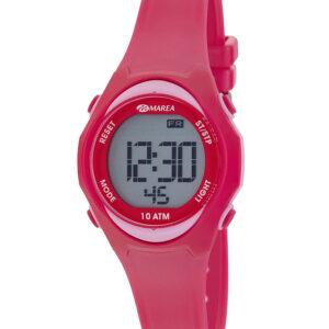 Reloj Marea digital infantil fucsia
