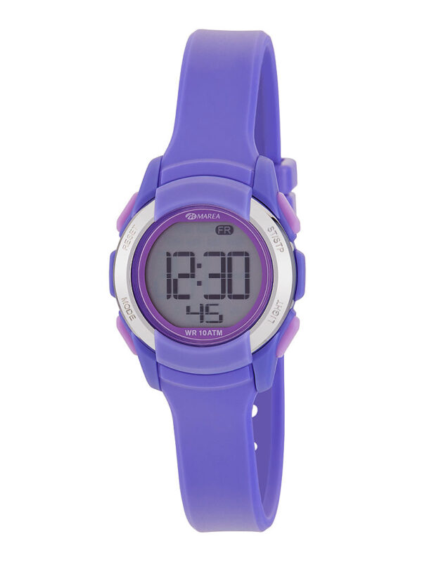 Reloj Marea digital infantil morado