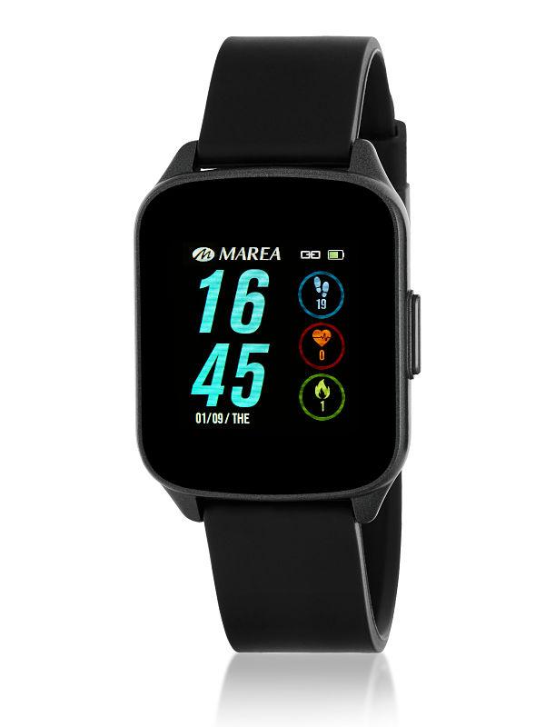 Reloj Marea Smart Watch negro