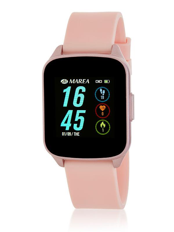 Reloj Marea Smart Watch rosa