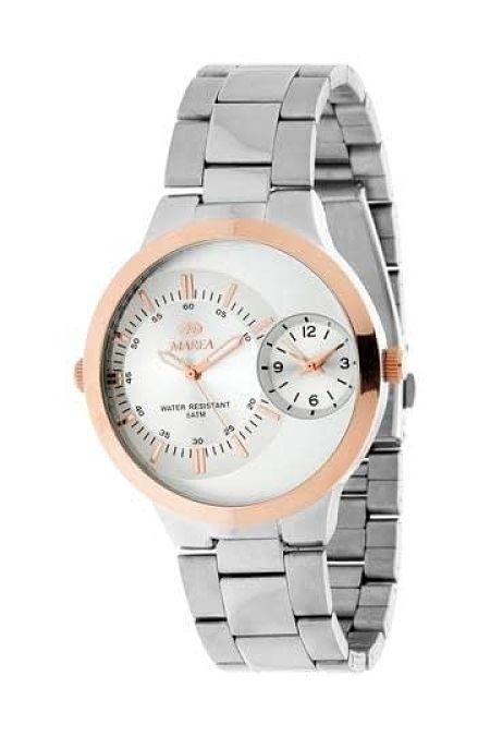 Reloj Marea caballero dual time