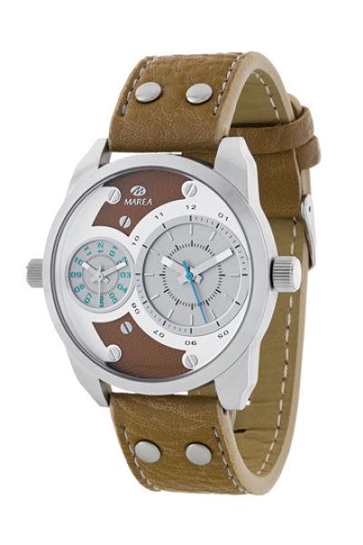 Reloj Marea Hombre dual time