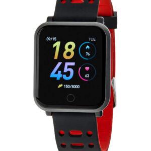 Reloj Marea Smart Watch rojo