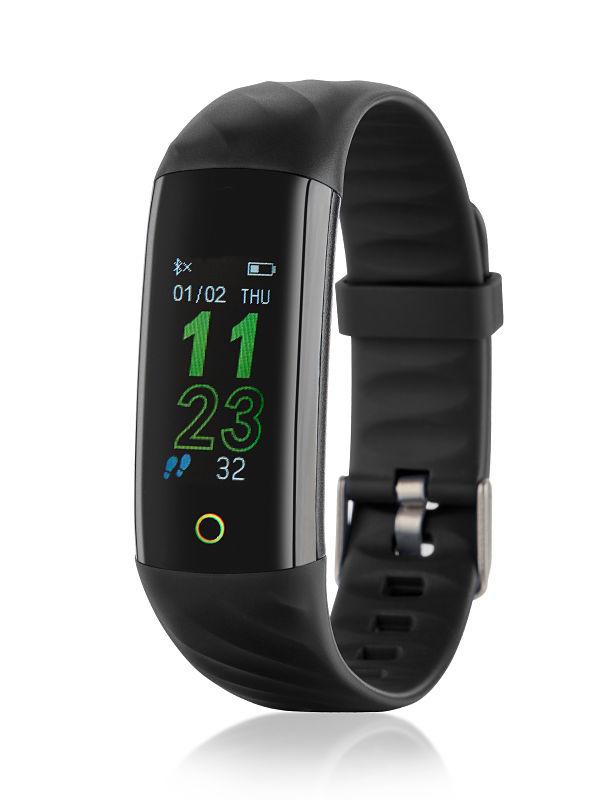 Reloj Marea Smartband negro